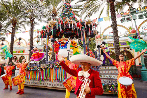 Viva Navidad at Disney California Adventure