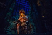 Davy Jones from Pirates of the Caribbean: Battle for Sunken Treasure