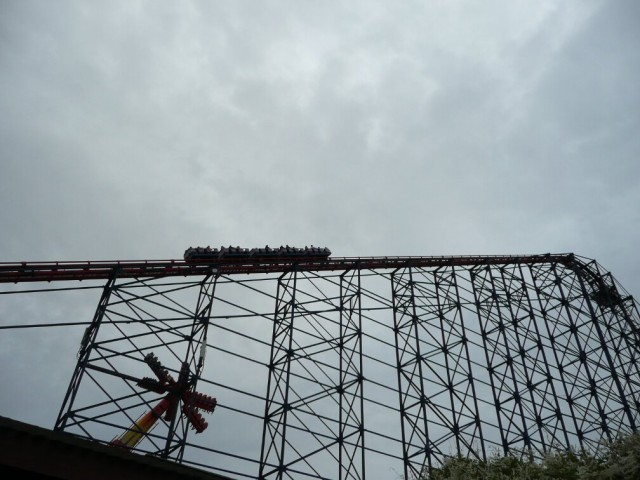 Blackpool Pleasure Beach, Big One