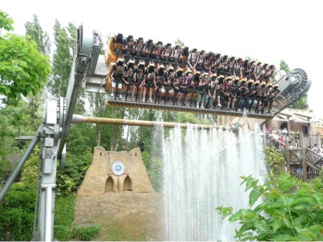 Chessington World of Adventures, Rameses Revenge