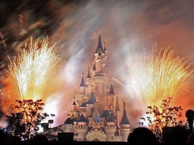 Disneyland Paris Castle