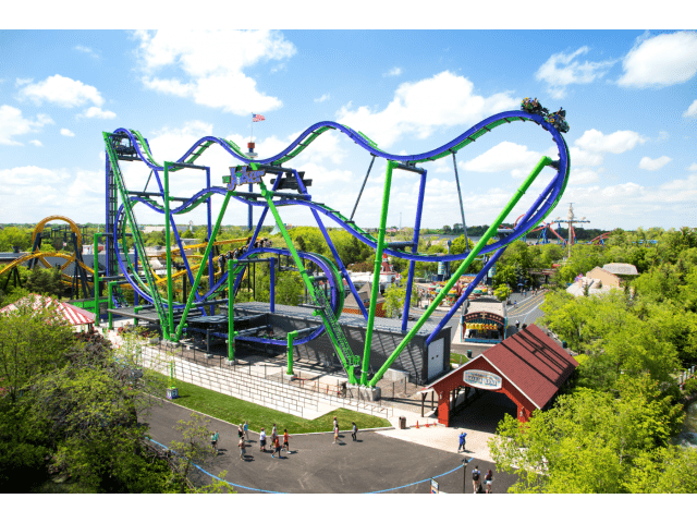 Six Flags Great America, The Joker