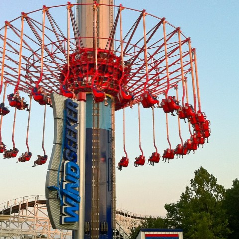 Kings Island, WindSeeker