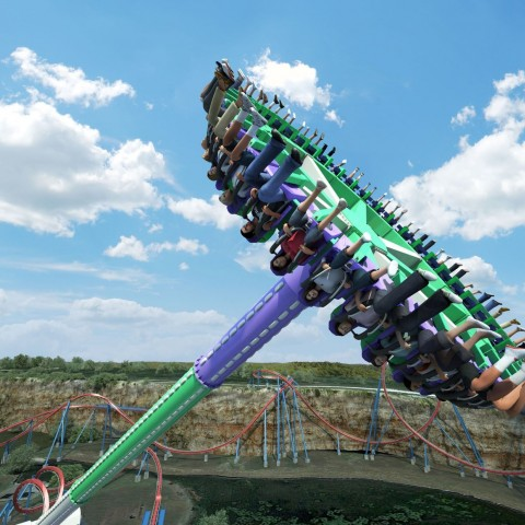 Six Flags Fiesta Texas, The Joker
