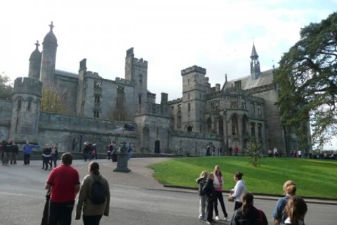 Alton Towers, The Towers