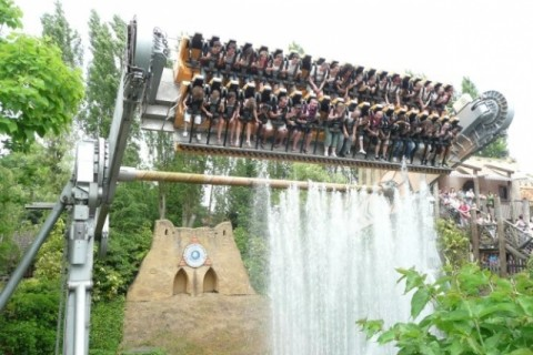Chessington Rameses Revenge