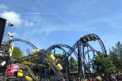The Smiler, Alton Towers. Theme Park Tourist