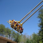 Dollywood, Barnstormer