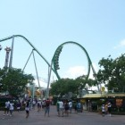 Islands of Adventure, Hulk