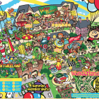 Adventure Wonderland Map 2019