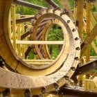 Silver Dollar City, Outlaw Run