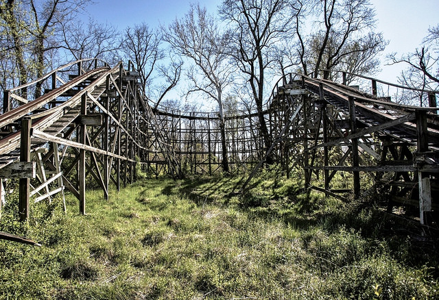 23 Spine Tingling Photos Of Pennsylvania S Creepiest Abandoned Amusement Park Page 1
