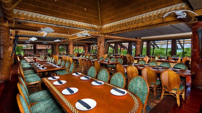 Family Restaurants At Walt Disney World