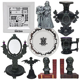 Haunted Mansion shop