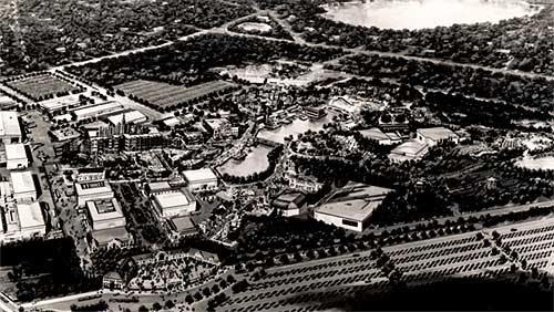 Universal Studios Florida concept art